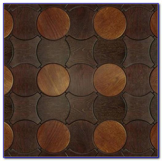Wood Effect Interlocking Floor Tiles