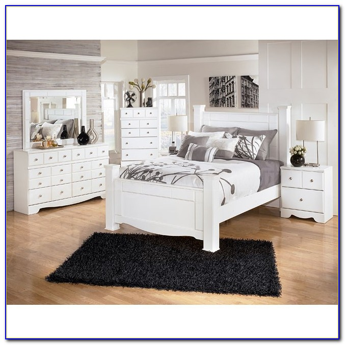 14 Piece Bedroom Set At Ashley Furniture