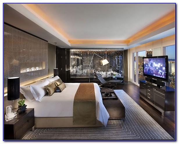 2 Bedroom Suite Las Vegas Planet Hollywood