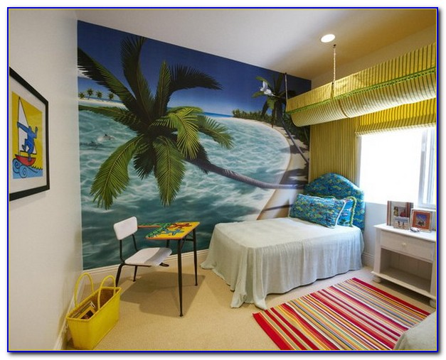 3d Wall Murals For Bedrooms