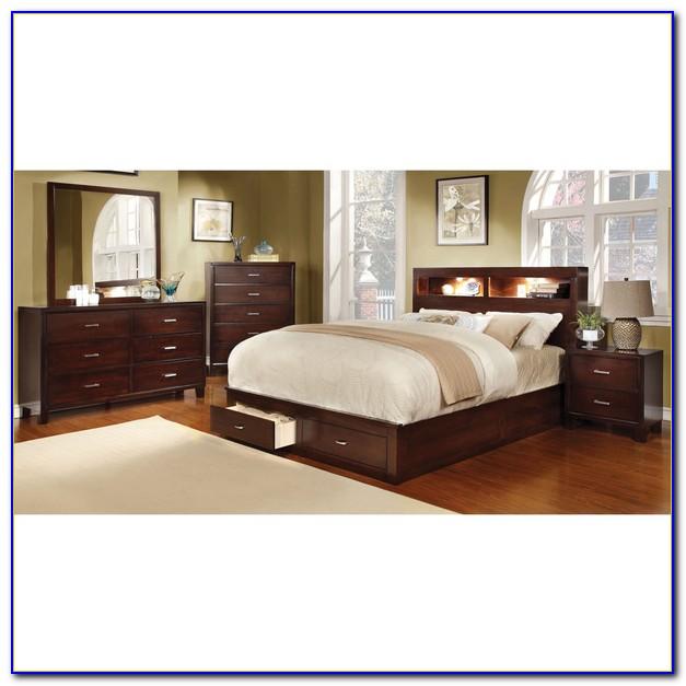 4 Piece Bedroom Set Queen