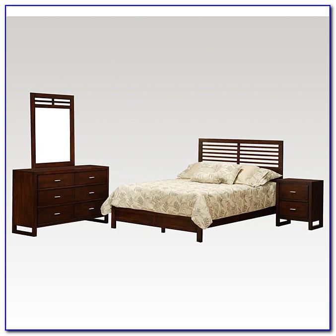 4 Piece King Bedroom Set