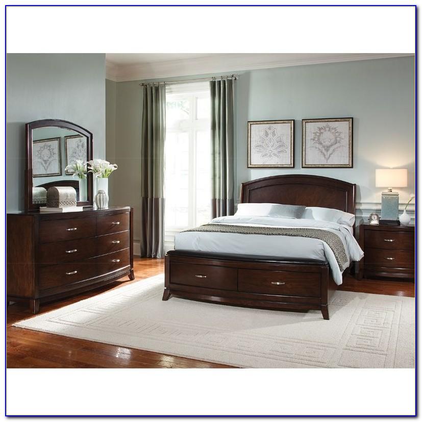 6 Piece Oak Bedroom Set