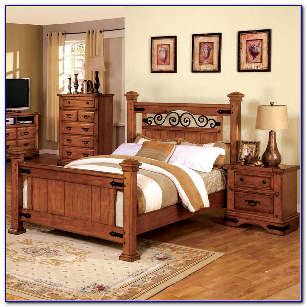American Colonial Style Bedroom Furniture