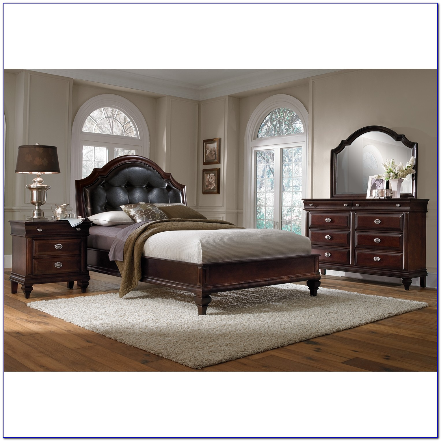 American Signature Furniture Plantation Cove Bedroom