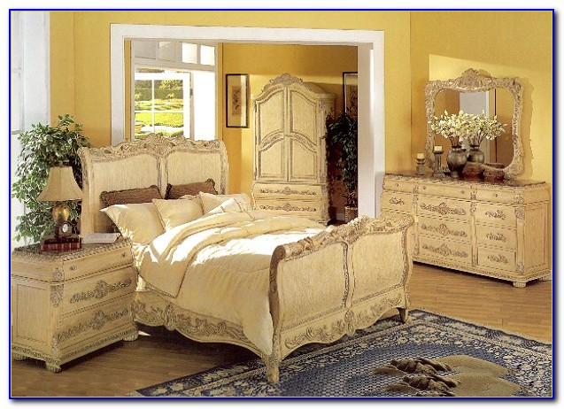 Antique Bedroom Furniture With Marble Top