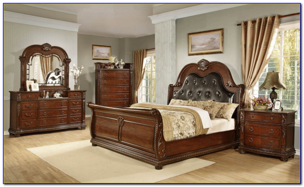 Antique Marble Top Bedroom Furniture