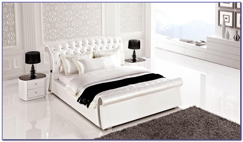 Antique White King Bedroom Set