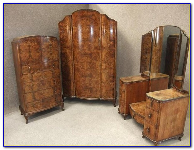 Art Deco Bedroom Furniture Styles