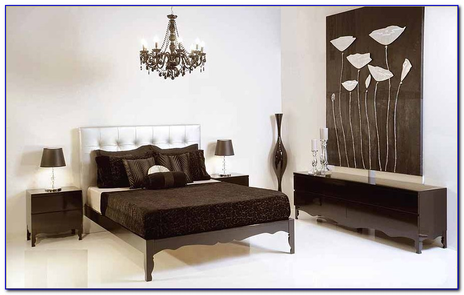 Art Deco Bedroom Furniture Waterfall