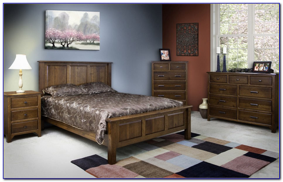 Art Old World Bedroom Furniture
