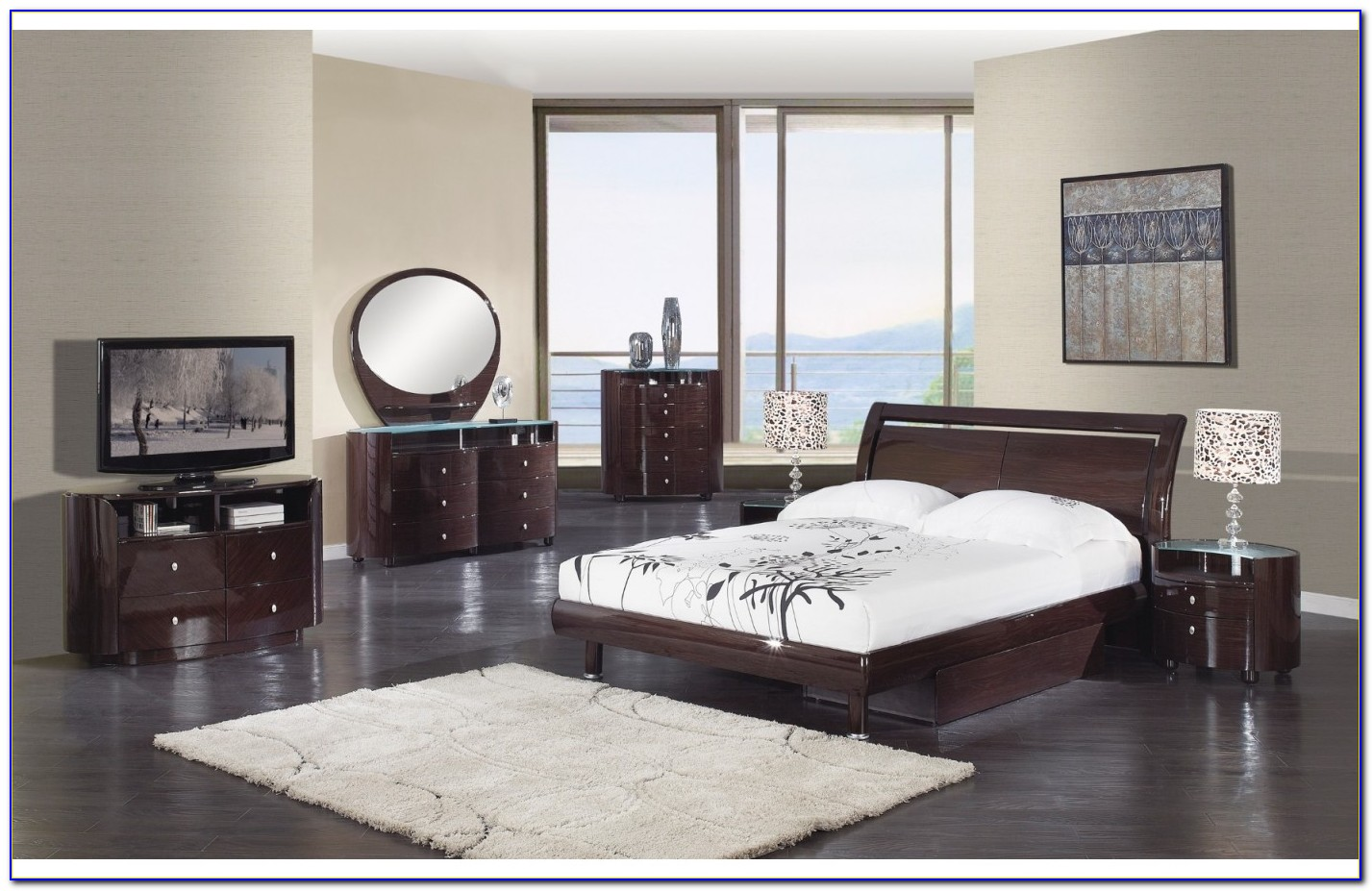 Ashley Furniture 5 Pc Bedroom Sets