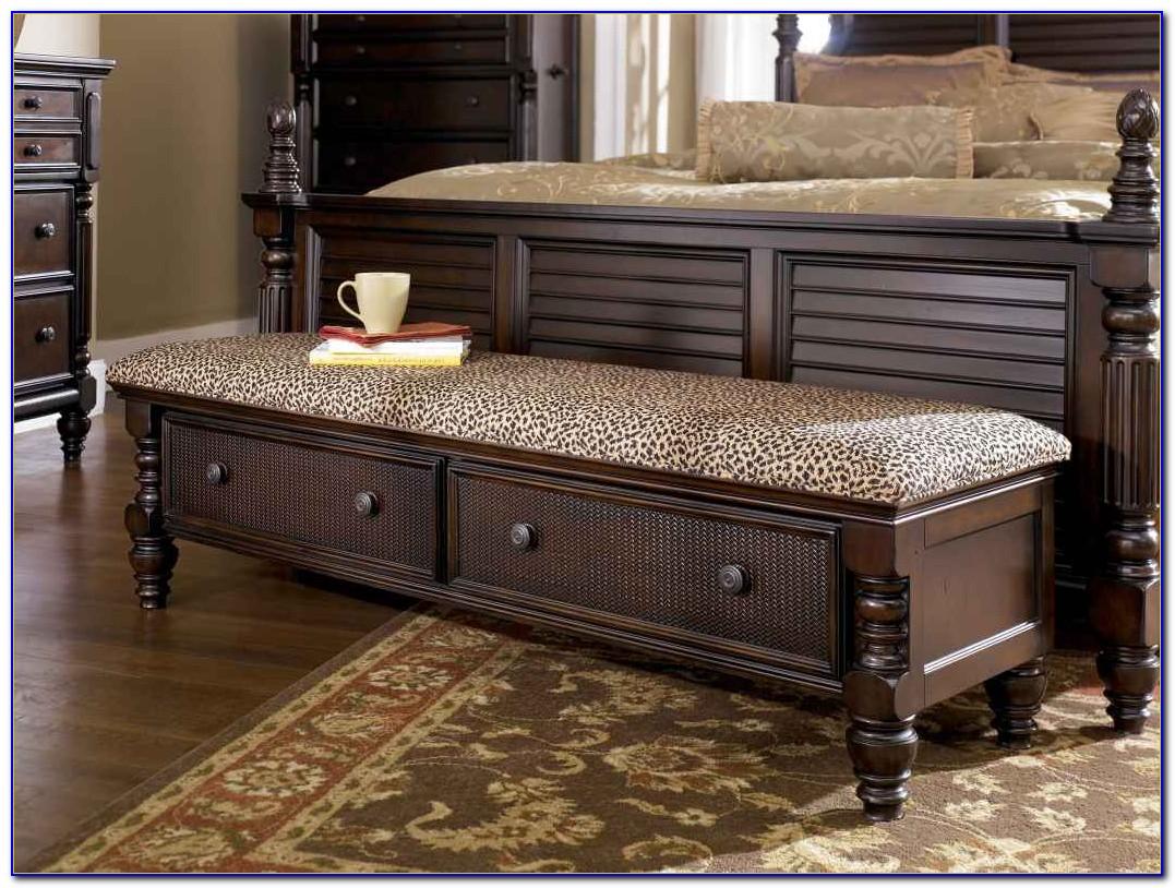 Ashley Furniture Grey Bedroom Set