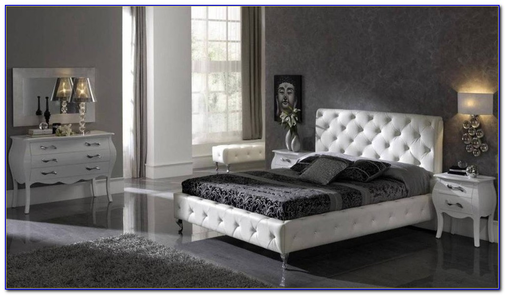 Ashley Furniture Off White Bedroom Set