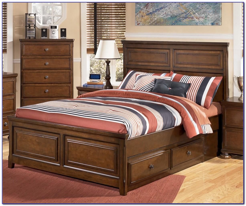 Ashley Furniture Platform Bedroom Sets
