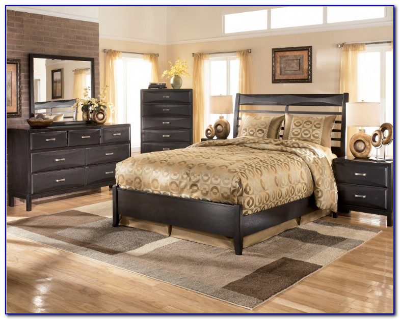 Ashley Furniture Porter Queen Bedroom Set