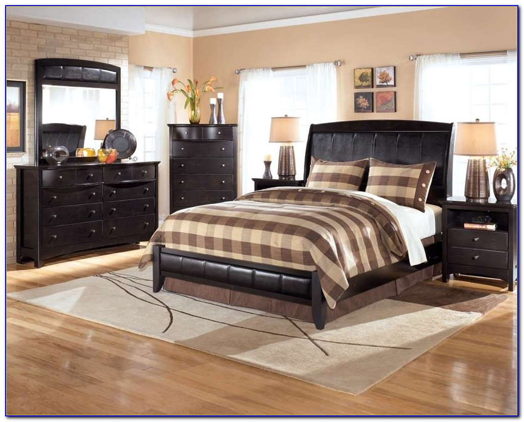 Ashley Harmony Bedroom Set