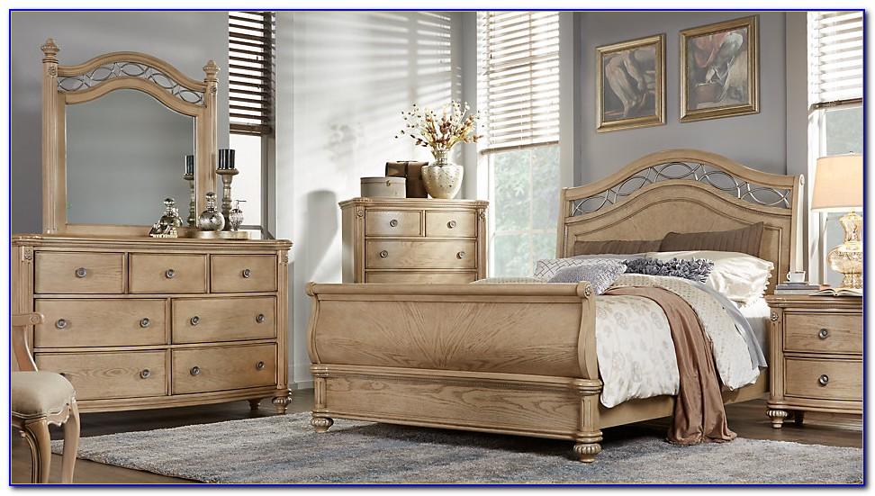 Ashley King Sleigh Bedroom Set