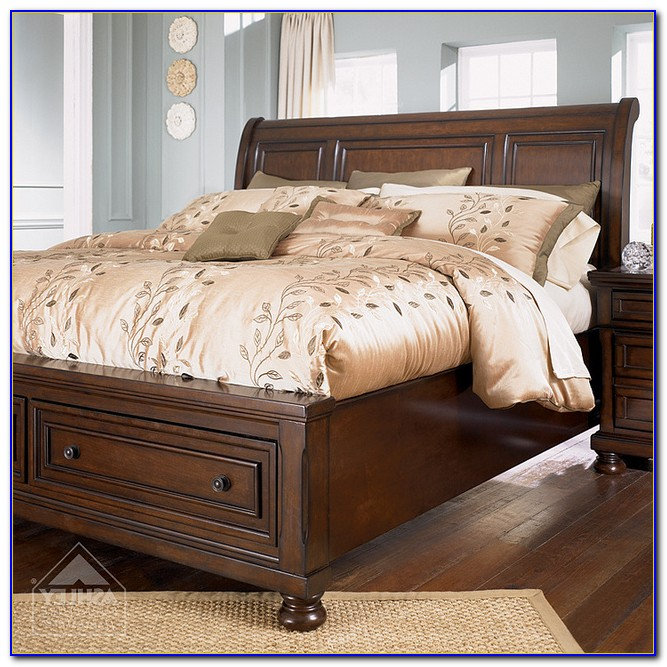 Ashley Porter Bedroom Set Nj