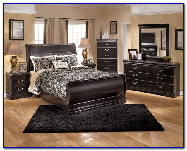 Ashley Porter Panel Bedroom Set