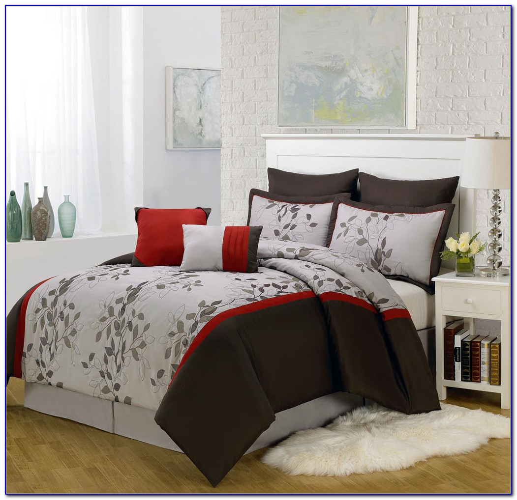 Bed In Bag Comforter Sets King
