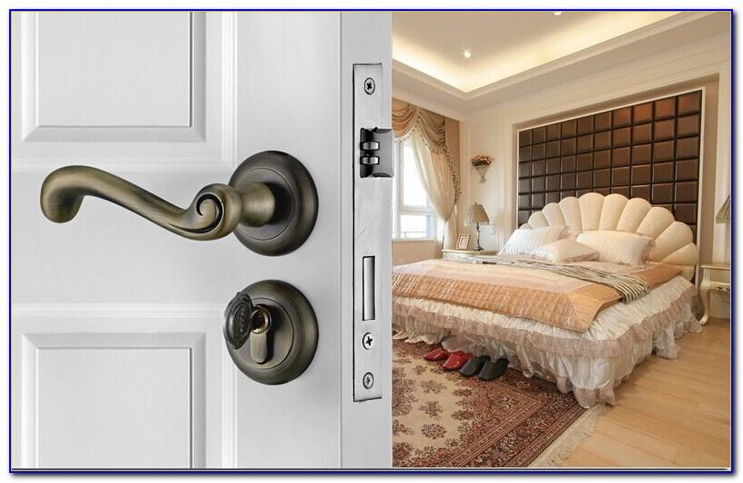 Bedroom Door Lock With Key