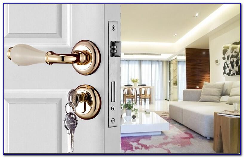 Bedroom Door Lock With Keypad