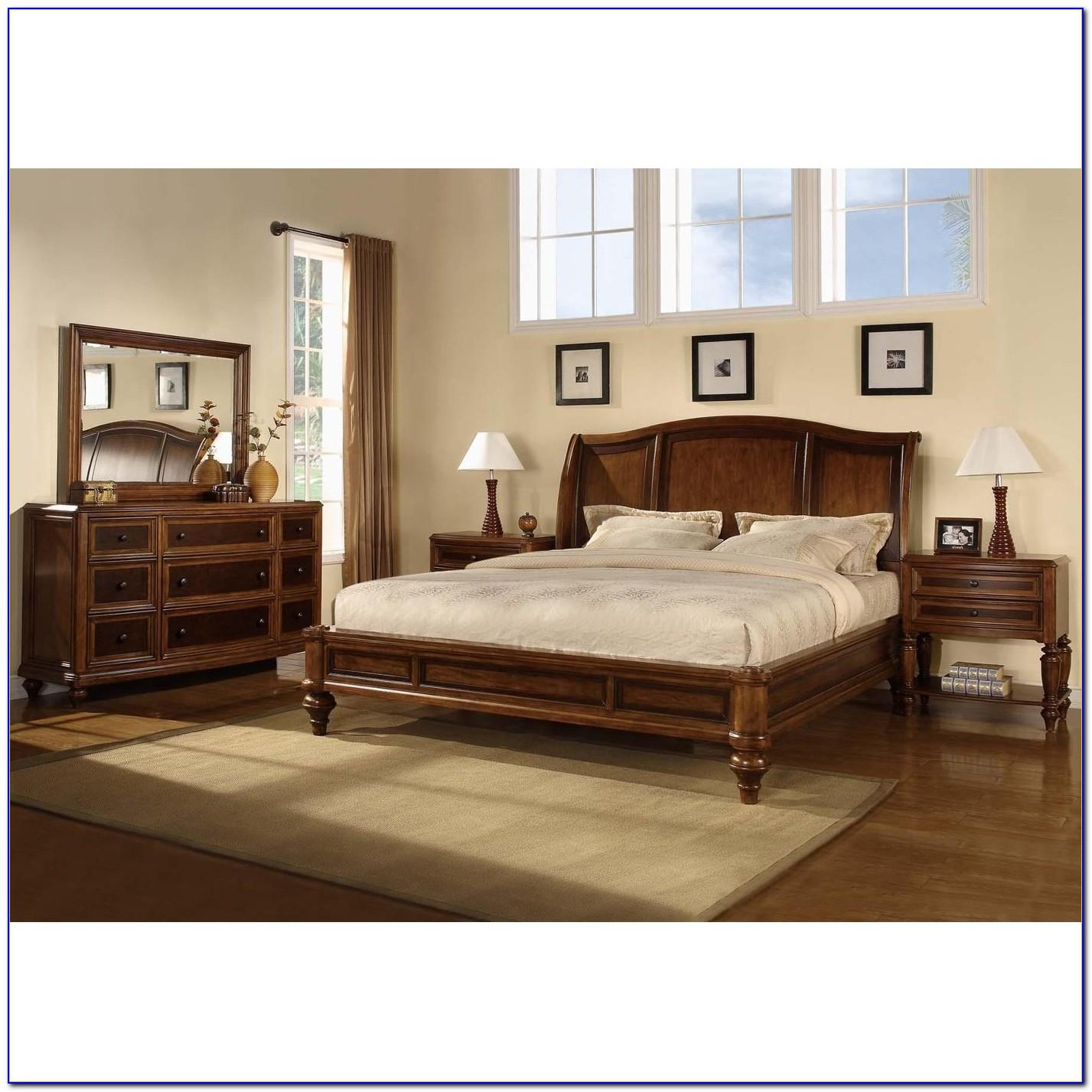 Bedroom Furniture Set King Size