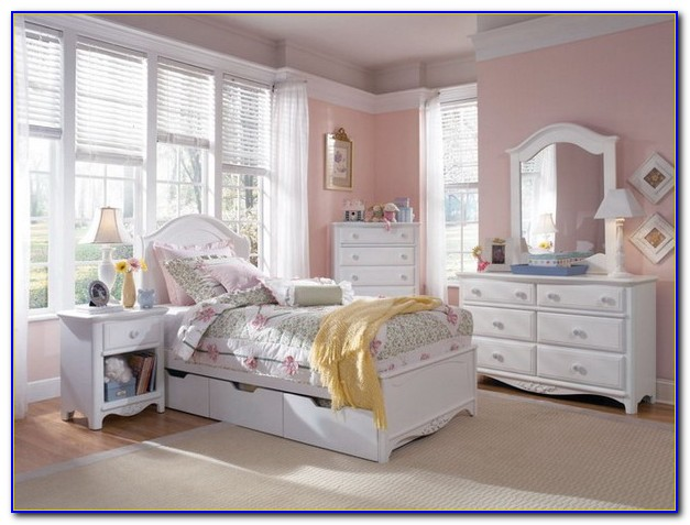 Bedroom Set For Baby Girl
