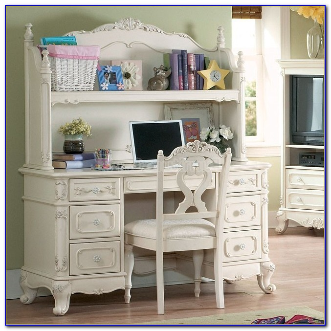 Bedroom Set With Matching Desk