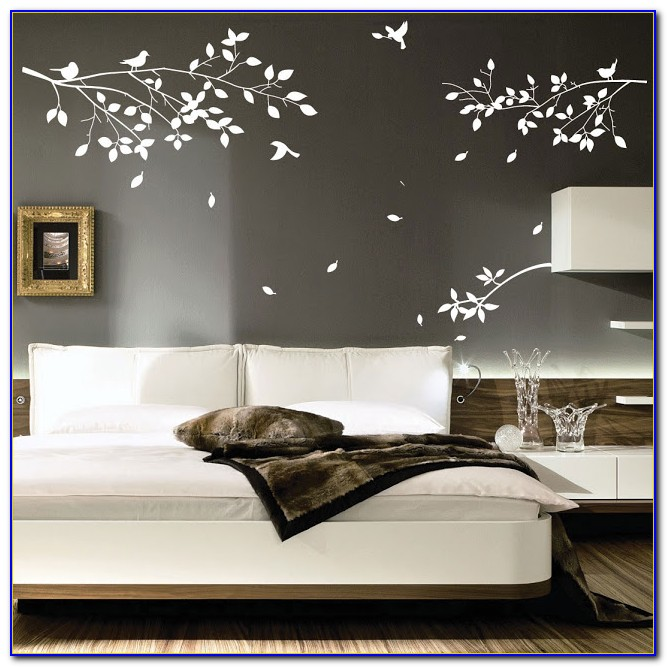 Bedroom Wall Art Ideas Uk