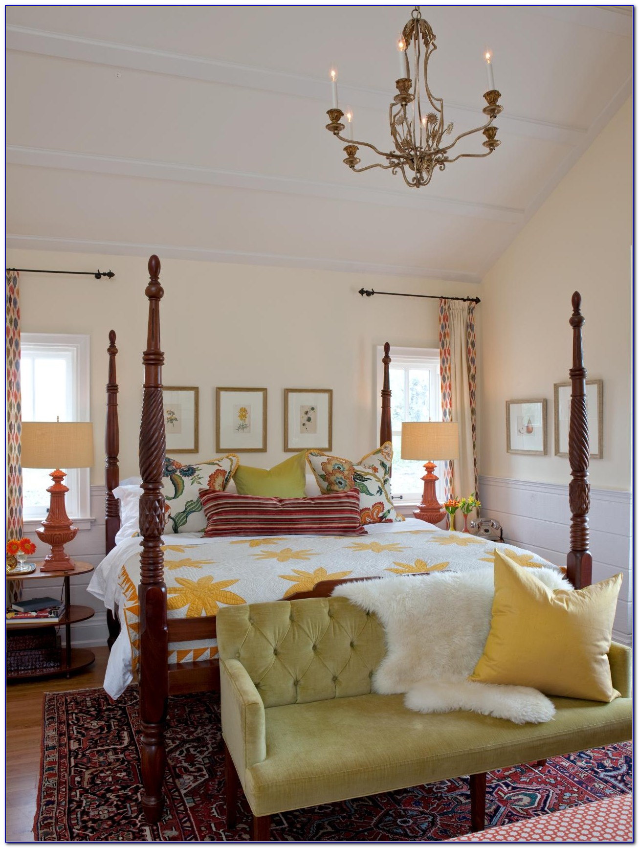 Bedroom Window Treatment Ideas Pictures