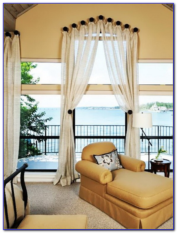 Bedroom Window Treatment Ideas Pinterest