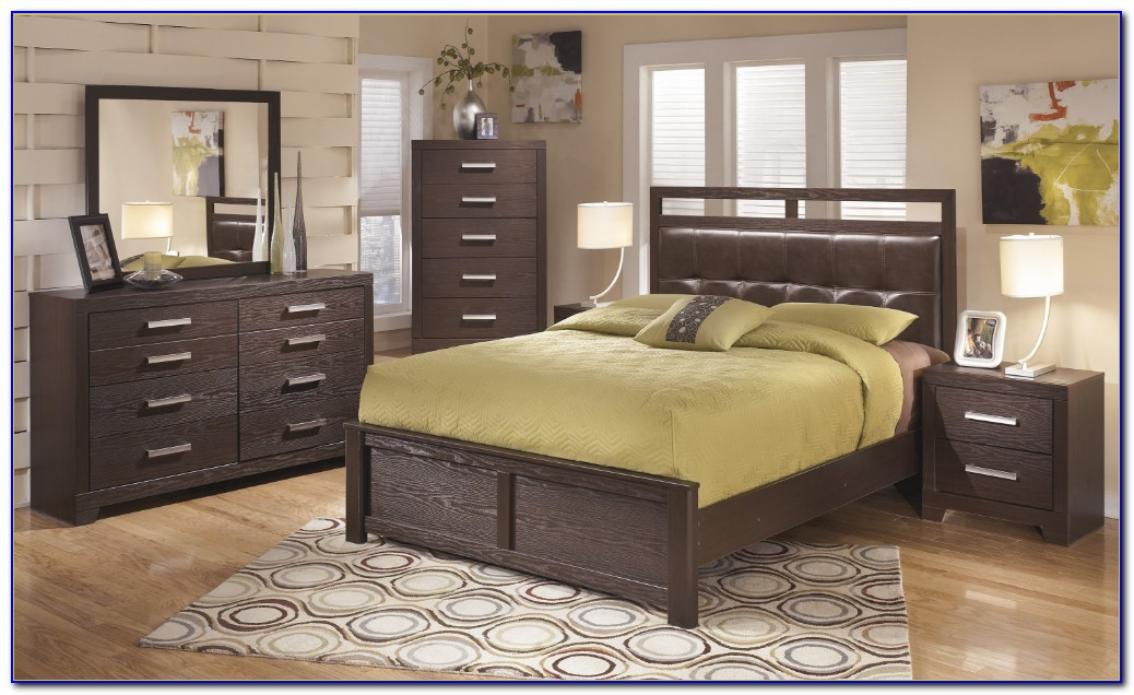 Black Bedroom Sets Ashley Furniture