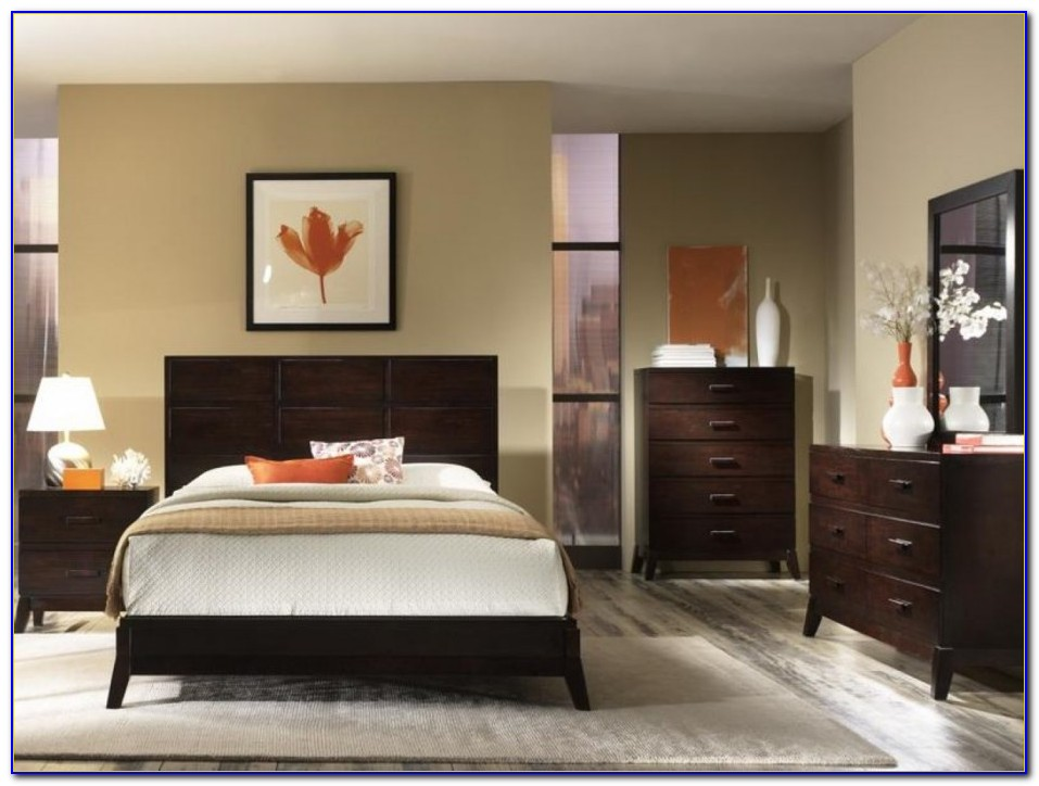 Black Brown Bedroom Furniture