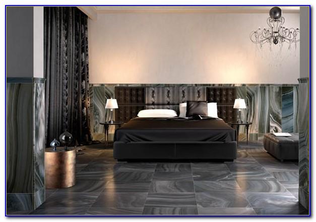 Black Floor Tiles For Bedroom