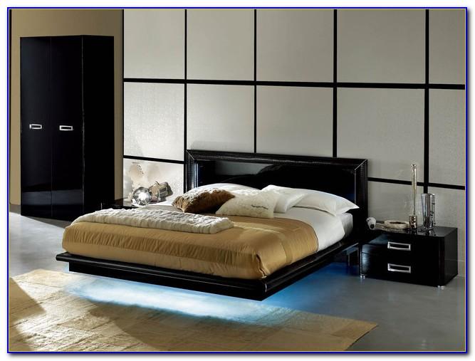 Black Lacquer Bedroom Sets