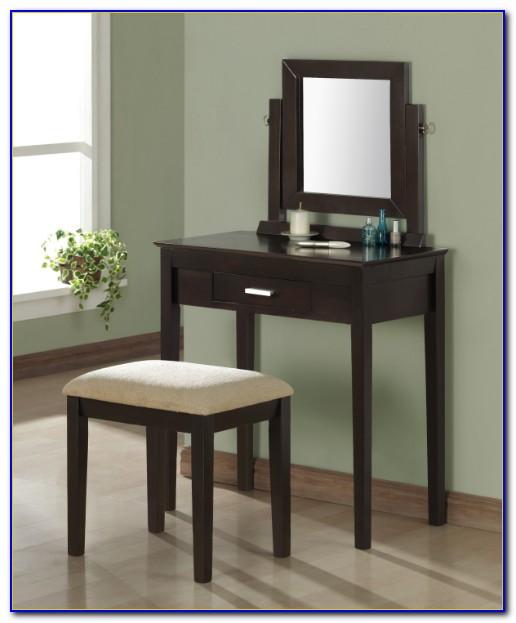Black Vanity Sets For Bedrooms