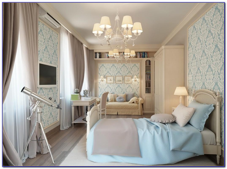 Blue Color Bedrooms