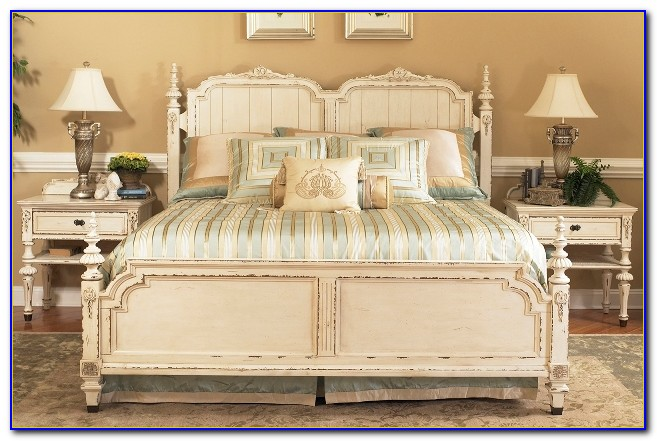 Broyhill French Provincial Bedroom Set