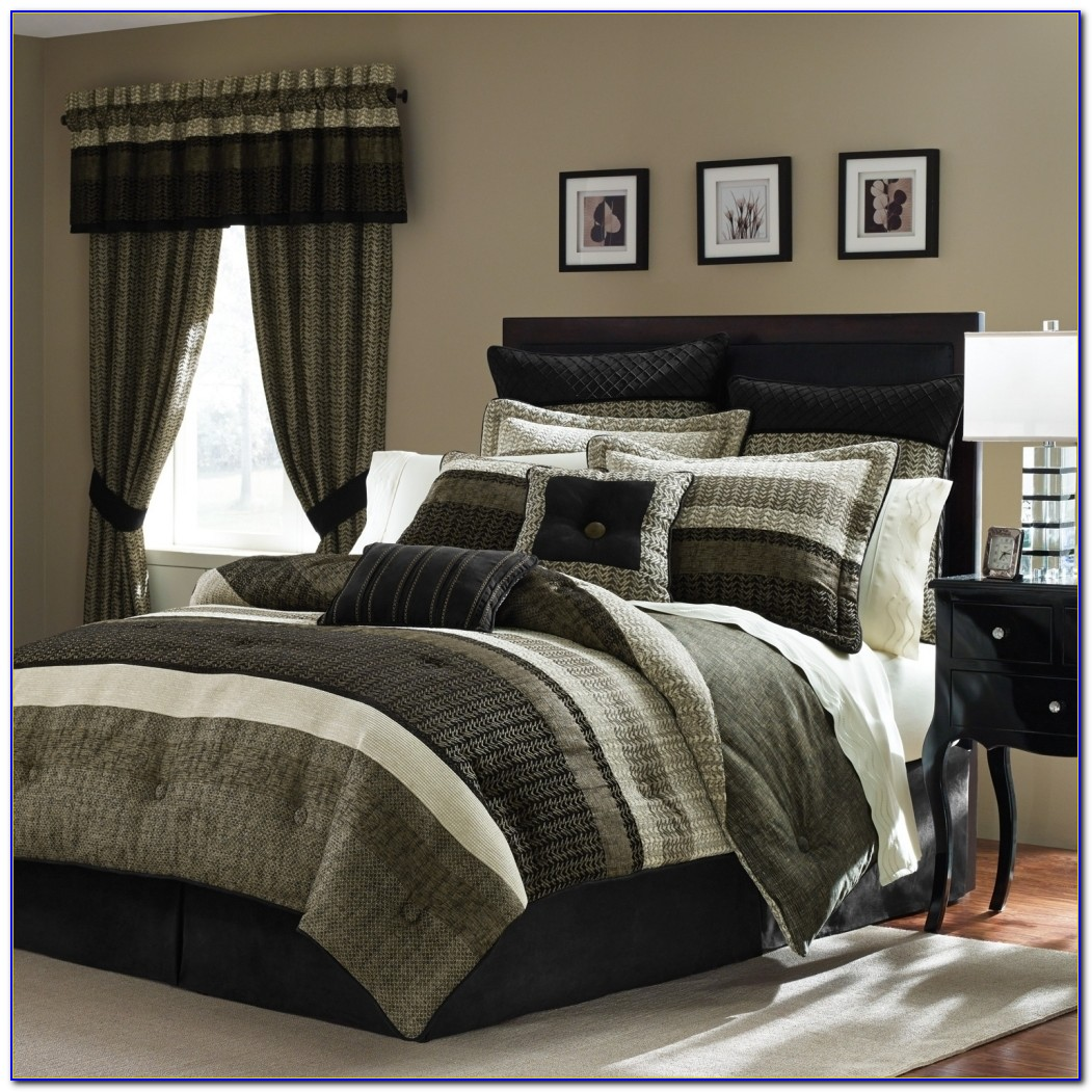 Cal King Size Bed Set