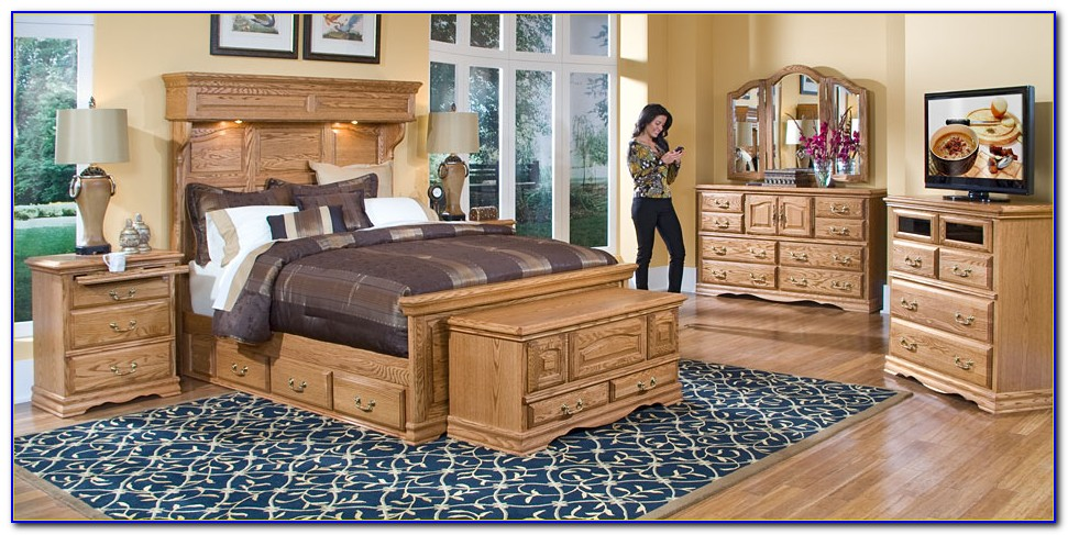 Cherry Bedroom Furniture Made In Usa