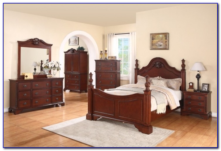 Cherry Wood Bedroom Furniture Canada