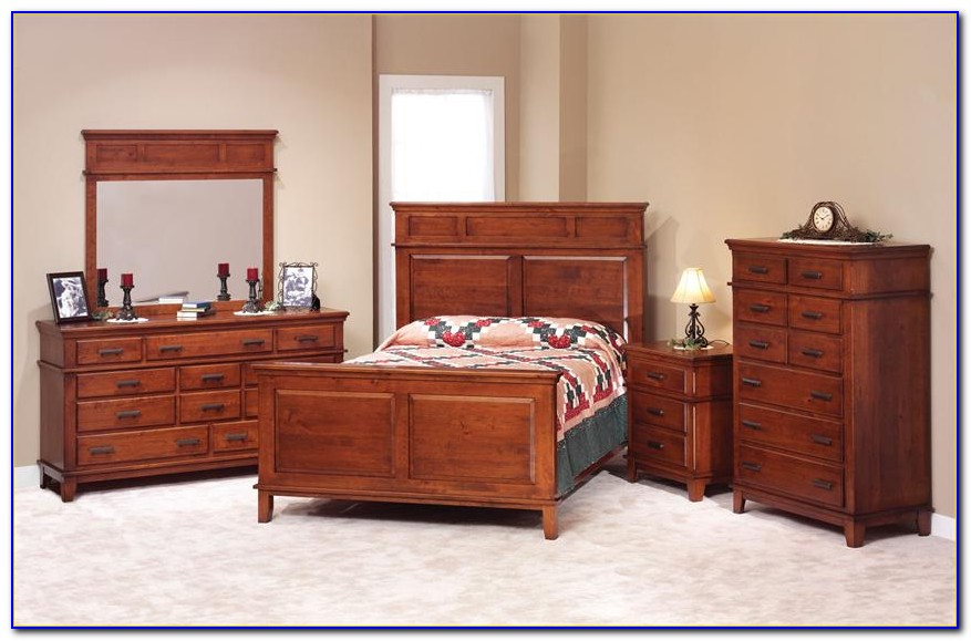 Cherry Wood Bedroom Furniture Uk