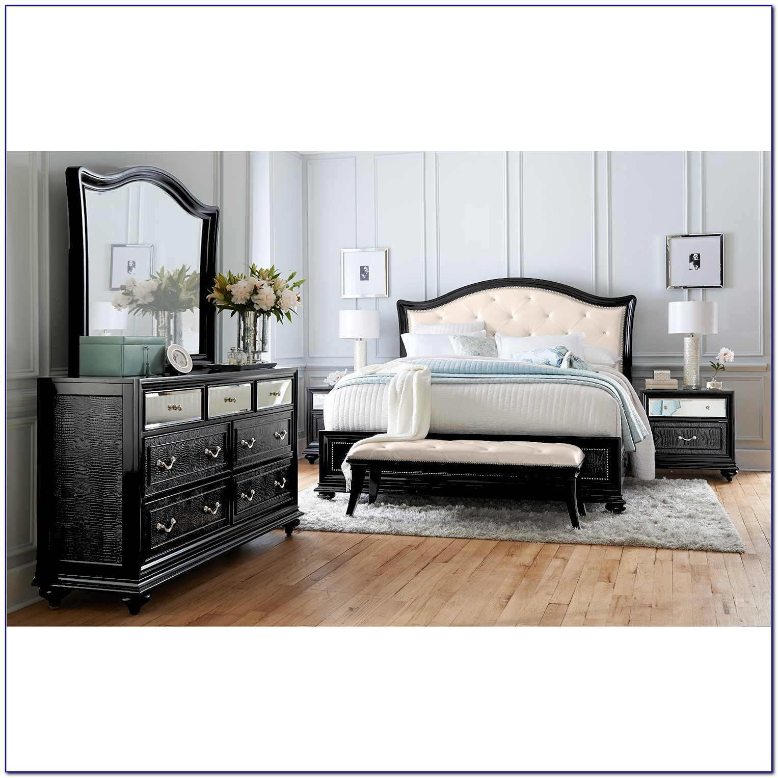 City Furniture Ivy Bedroom Set