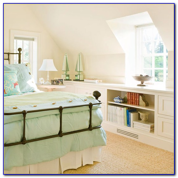 Clever Storage For Small Bedrooms