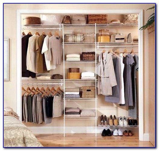 Closet Design For Small Spaces