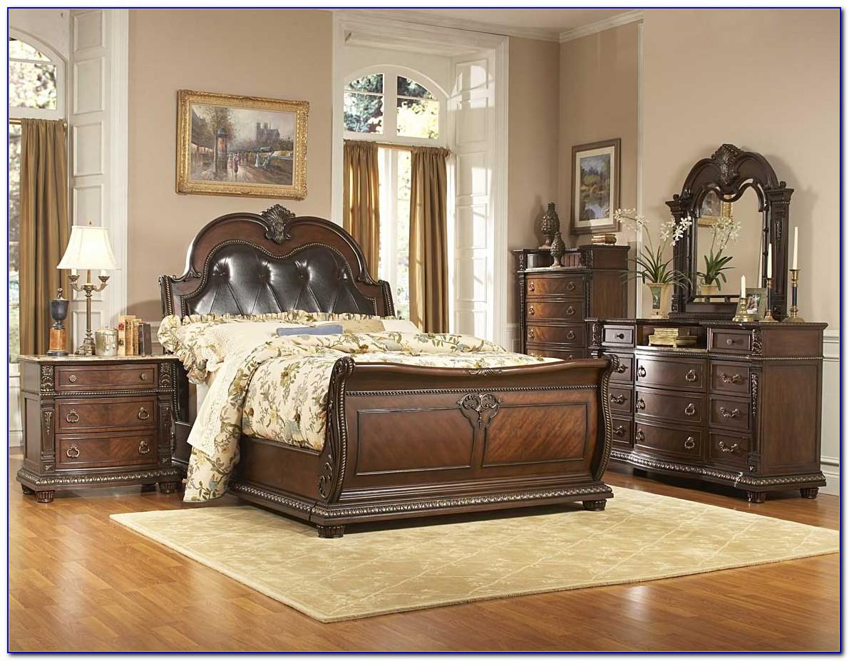 Complete Bedroom Set With Mattress