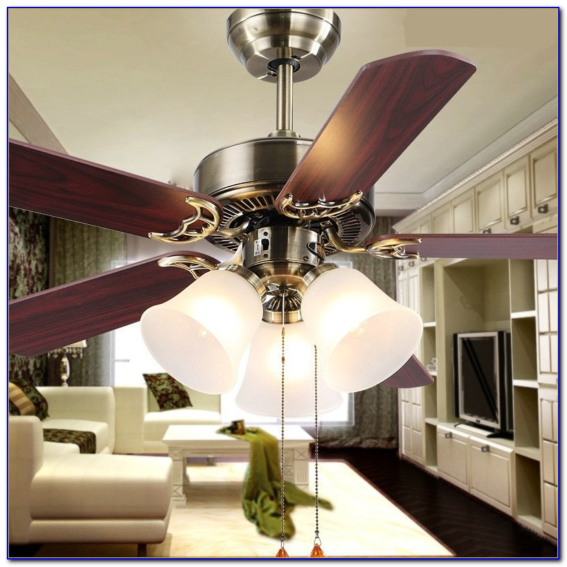 Contemporary Bedroom Ceiling Fans With Lights