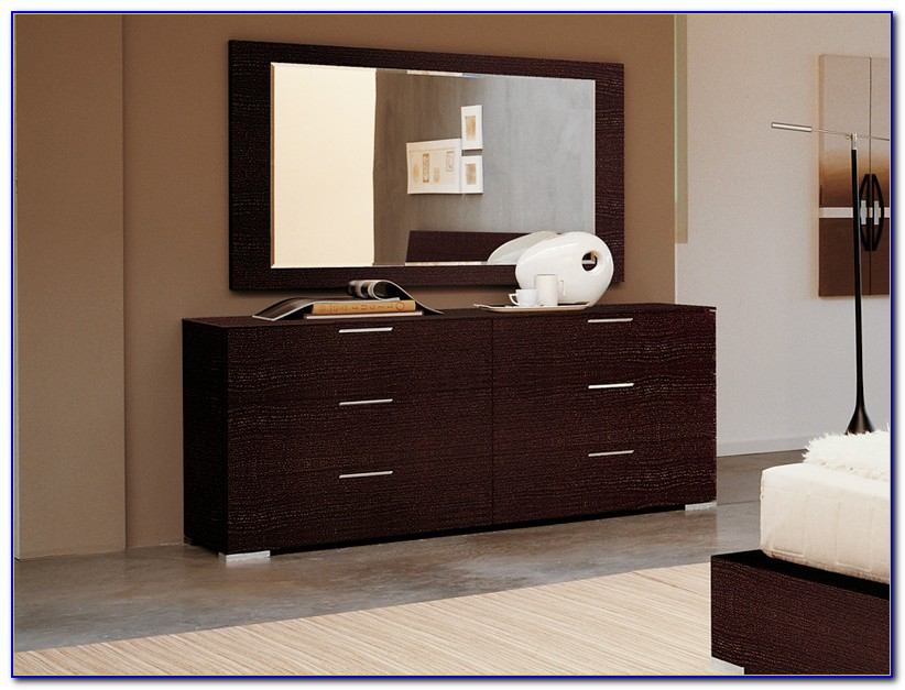 Contemporary White King Bedroom Set